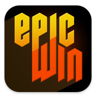 Epic Win Icon
