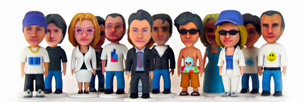 Create Your Own Action Figure