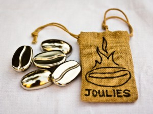Joulies for coffee and tea