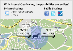 ihound review geofencing geekbeat