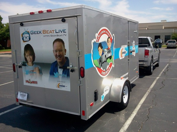 The GeekBeat Truck of Legend