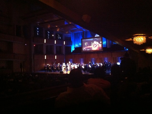 The Kennedy Center's for NASA Space Philharmonic Orchestra