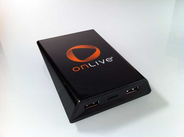OnLive Game Console