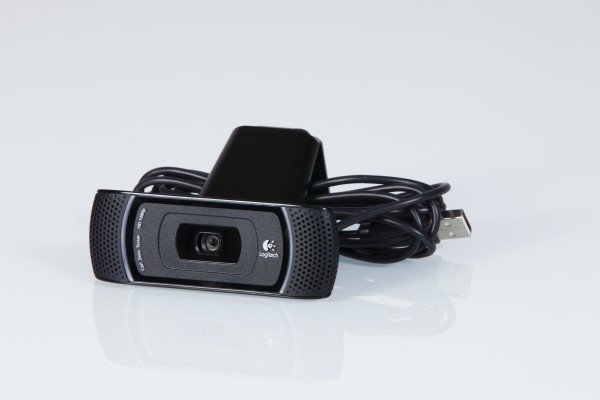 Logitech HD Pro C910 WebCam Review