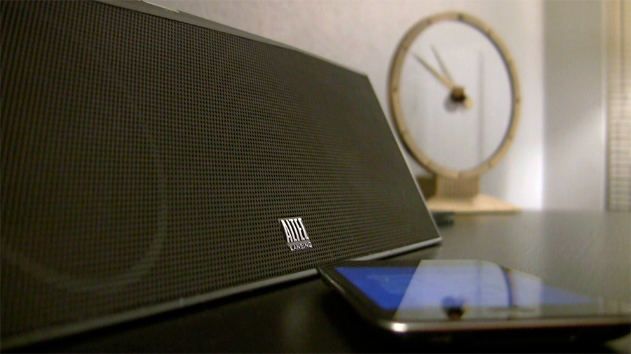 Altec Lansing inMotion Air Bluetooth Speaker System - Dave Curlee