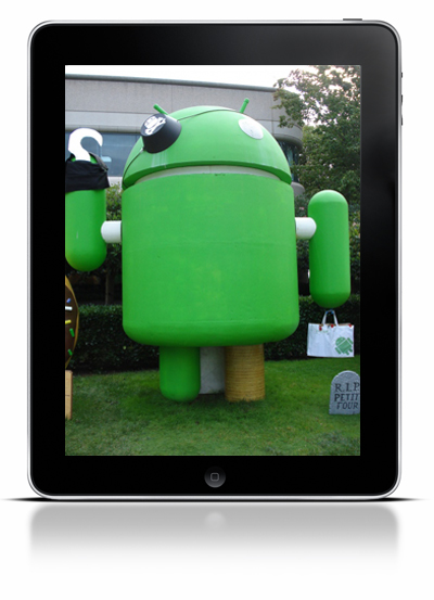 Android in the iPad