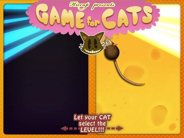 game for cats