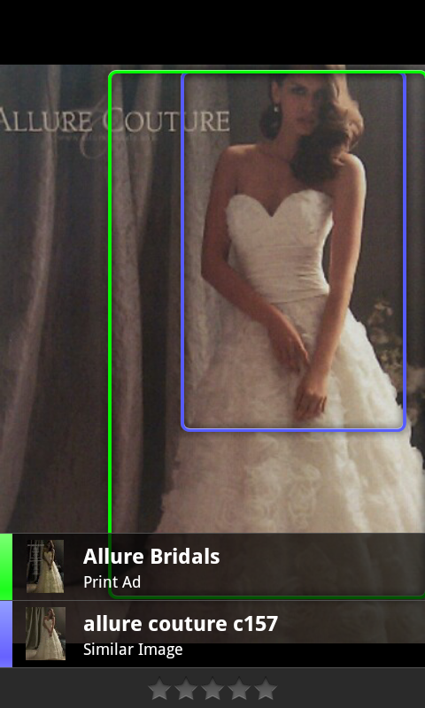 Google Goggles 1.3 for Android