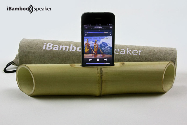 iBamboo for iPhone 4