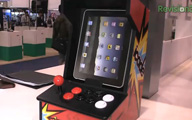 iCade Arcade Cabinet for iPad with Games by Atari