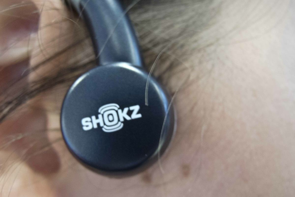 AfterShokz Closeups