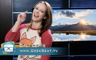 Cali Lewis on GeekBeat Episode 400