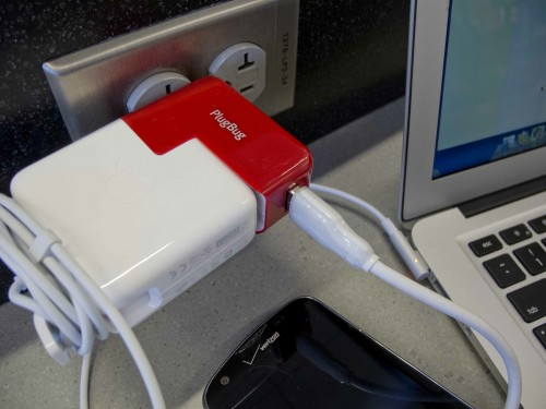 Traveling with the PlugBug