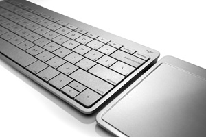 Vizio keyboard and touchpad