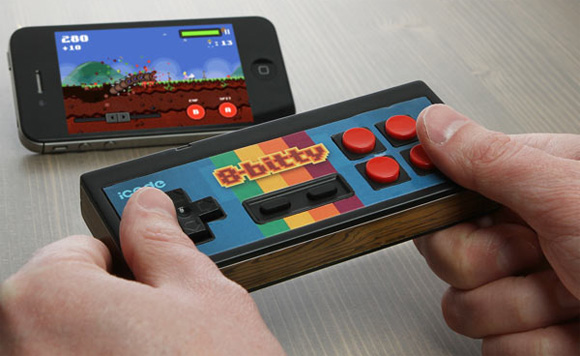 8-bitty game controller