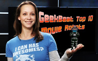 Cali Lewis on GeekBeat Episode 409