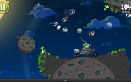Angry Birds Space - Boss Fight