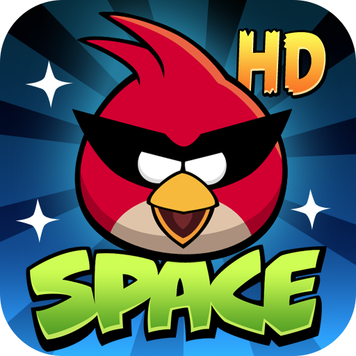 Angry Birds Space App Download Icon