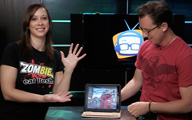 Cali Lewis and Trey Ratcliff on GeekBeat Episode 440