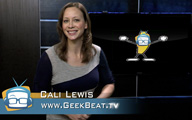 Cali Lewis on GeekBeat Episode 438