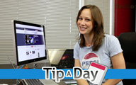 Cali Lewis on Tip A Day 12