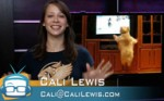 Cali Lewis on GeekBeat Episode 453