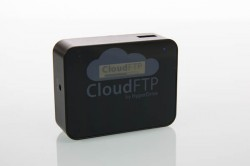 CloudFTP Powering Up