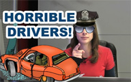 Horrible Drivers with Cali Lewis