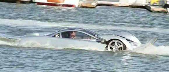 Sea Lion Amphibious Car