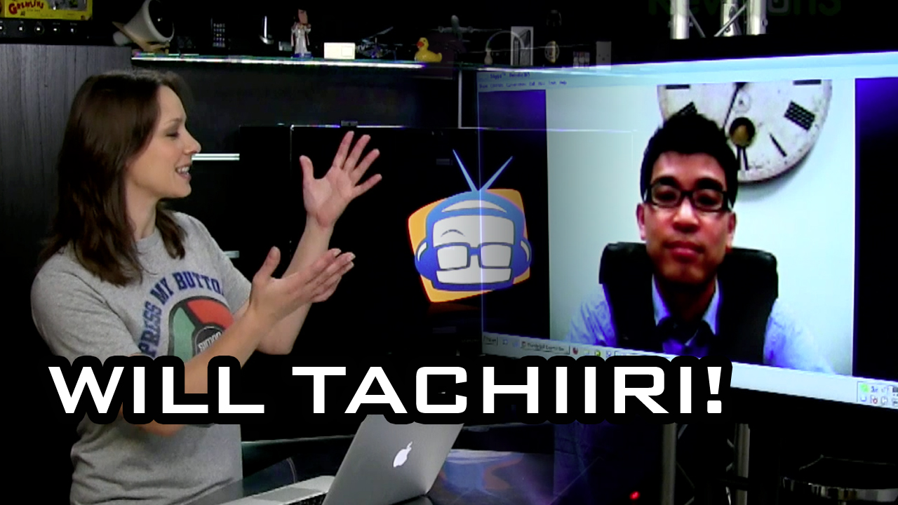 Will Tachiiri Interview about Global Social Media