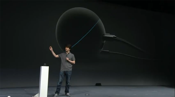 Google IO 2012 Nexus Q