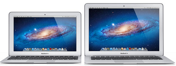 New MacBook Air - 2012