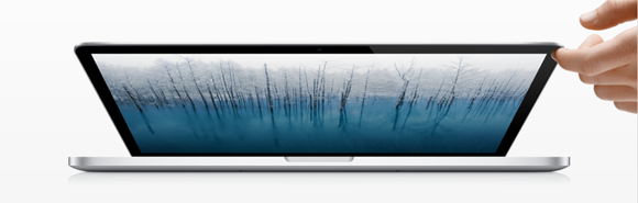 Next Generation MacBook Pro with Retina Display
