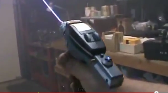 Star Trek Phase Gun