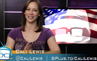 Cali Lewis on GeekBeat Episode 470