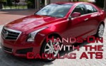 Hands on with Cadillac ATS