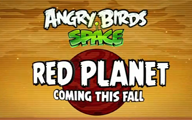 Angry Birds Red Planet Update
