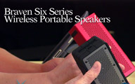 Braven Wireless Speakers