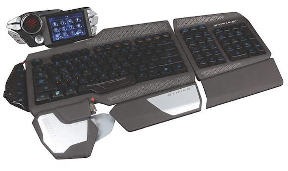 S.T.R.I.K.E. 7 Gaming Keyboard