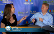 Scoble at BlogWorld