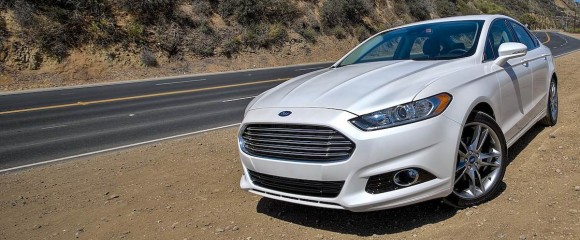 2013 Ford Fusion 2.0 EcoBoost