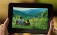 New Kindle Fire HD TV ad