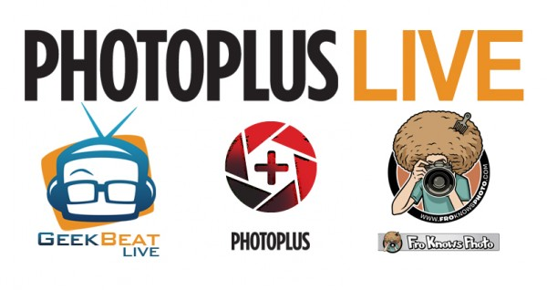 PhotoPlus LIVE Logo 600x318 FroKnowsPhoto Live