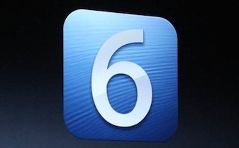 iOS 6 logo