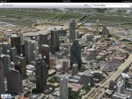 iOS6 Flyover on iPad