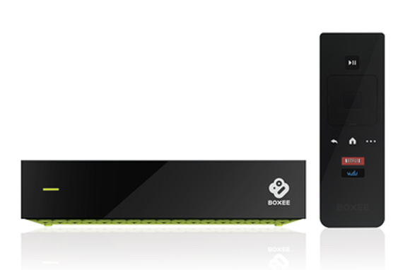 Boxee TV hardware