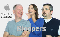 iPad Mini Bloopers