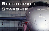 Beechcraft Starship on GeekBeat Episode 523