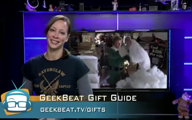 Cali Lewis on GeekBeat Episode 526