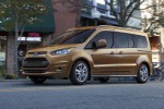 2014 Ford Transit Connect Driving